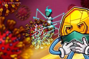 coronavirus spreads and crypto rallies, but not everything is related