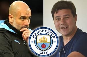 Man City make Mauricio Pochettino request amid Pep Guardiola exit fears