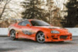 deep dive: brian's toyota supra from the fast and the furious