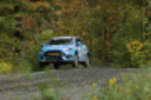 let team o'neil rally school teach you how to get your car airborne