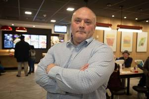 this mcdonald's worker who went from £7 an hour to £13m turnover