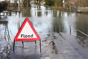 Live updates as Storm Dennis weather bomb blasts Gloucestershire as flooding closes A40 near A417