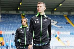 the struggles of swansea city's bersant celina and the former man city star's instagram hint concerning fans