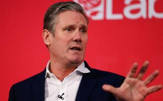 keir starmer promises action to 'diversify' press if he's successful in labour leadership contest
