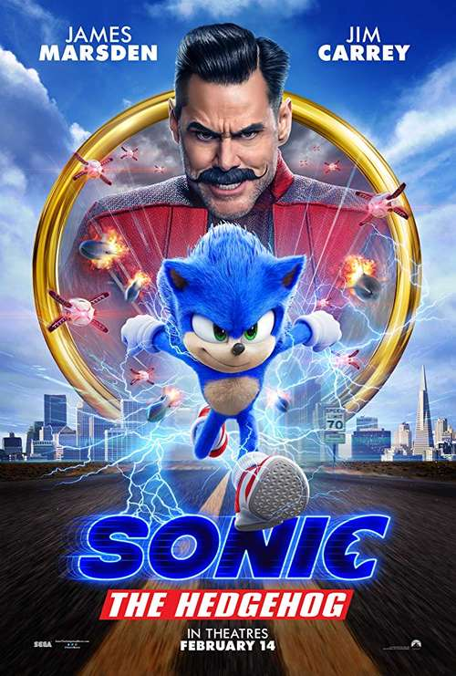 MOVIE REVIEW: Sonic the Hedgehog