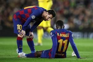 barcelona get green light for 15-day transfer window to land striker