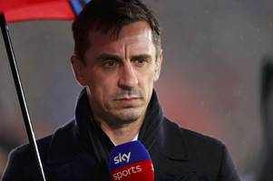 gary neville gives damming verdict on man city champions league ban in ffp rant