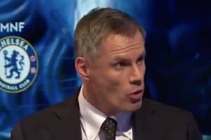liverpool hero jamie carragher slams man city for making 'mockery' of champions league