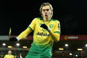 liverpool working on £30m transfer for norwich star todd cantwell - and rivals keen too