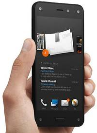 Amazon Fire Phone hits the UK — with one year's free Prime membership