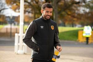 Hull City turn focus to out of contract stars as players wait to learn fate