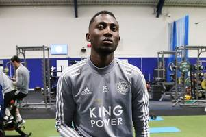 the wilfred ndidi video that will give leicester city hope ahead of manchester city clash