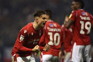 'statement of intent' - the decision that could be key to nottingham forest's promotion hopes