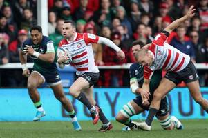key player confirms he is staying at gloucester rugby