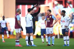 Aston Villa news and transfer rumours live - Dean Smith's anger, reaction to Spurs defeat and VAR