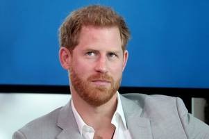 Prince Harry's charity website sends visitors to porn site