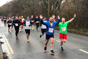 Road closures for rescheduled Scunthorpe Valentines 10k after race postponed by Storm Ciara