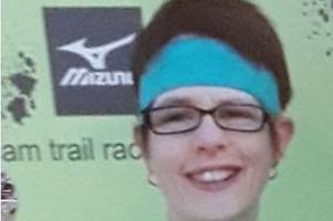 missing lisa hale: search for farnborough jogger last seen valentine's day night enters third day