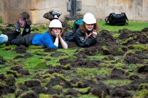police issue cambridge trinity college update as extinction rebellion protesters cause chaos