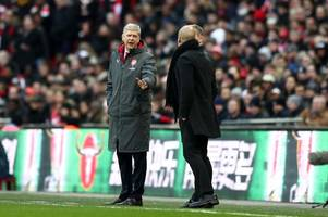 Arsene Wenger reacts as UEFA hit Manchester City with two-season Champions League ban