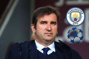 man city chief ferran soriano tells players that uefa's champions league ban 'will be dropped'