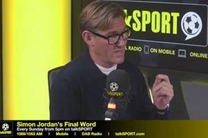 Simon Jordan reacts to Manchester City blow that could boost, Arsenal, Chelsea and Tottenham