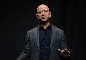 amazon ceo jeff bezos pledges $10 bln to climate change fight