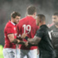 rugby: maori all blacks to face british and irish lions?