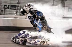 Newman awake, speaking after horrific Daytona 500 crash