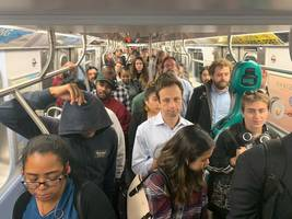 mta celebrates subway improvements brought by andy byford, who leaves this week
