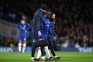 Chelsea boss Frank Lampard issues worrying N'Golo Kante injury update