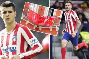 three atletico madrid stars who will cause liverpool problems - including chelsea reject alvaro morata