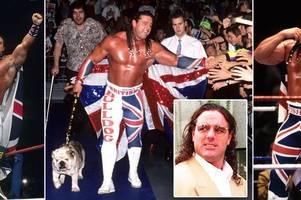 wrestling legend 'the british bulldog' to finally enter wwe hall of fame