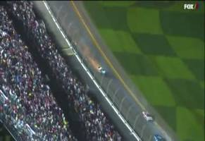 Ryan Newman's Brutal Wreck at the 2020 Daytona 500