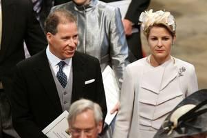 earl of snowdon - queen's nephew - and his wife to divorce