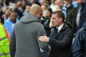 Manchester City handed injury boost ahead of Leicester City and West Ham games