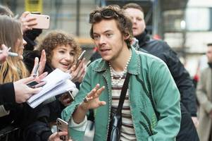 Harry Styles robbed at knifepoint in terrifying Valentine's Day mugging