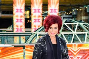 sharon osbourne stuns fans with new white hair after dying it red for 18 years