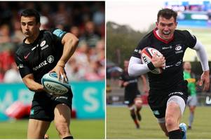 bath rugby set to beat rivals to double saracens swoop - latest