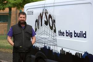 DIY SOS team want Storm Dennis to 'do one' in race against Big Build deadline