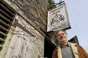 inside hitler the cat's 'mad' off-grid exmoor pub where you serve the drinks