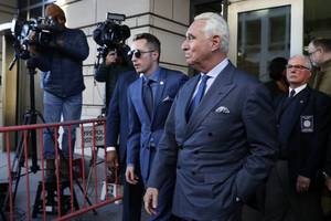 federal judges' group calls emergency meeting over roger stone case