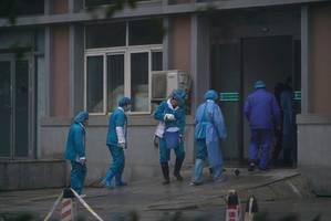 hospital director dies in china's wuhan, epicentre of coronavirus outbreak