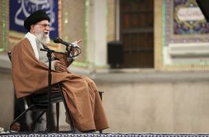 iran's khamenei calls for large turnout in upcoming elections to hinder us's 'evil intentions'