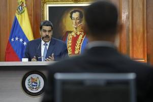 Maduro says US plotting to invade Venezuela, country 'not afraid of combat'
