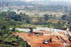 Mumbai: Aarey car shed at Royal Palms?