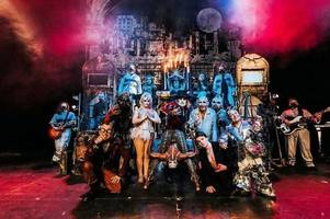 daredevil circus of horrors to rock up at perth concert hall