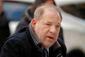 harvey weinstein rape trial jurors start deliberating as movie mogul's freedom hangs in balance