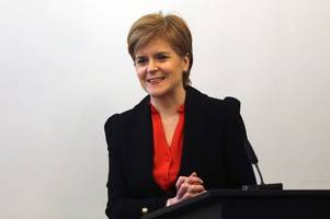 nicola sturgeon 'has not spoken to derek mackay since his resignation'