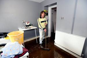 the families who've 'lost everything' in the floods following storm dennis